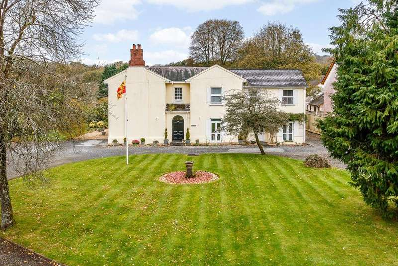 6 Bedrooms Detached House for sale in Pontamman Road, Ammanford, Carmarthenshire, SA18