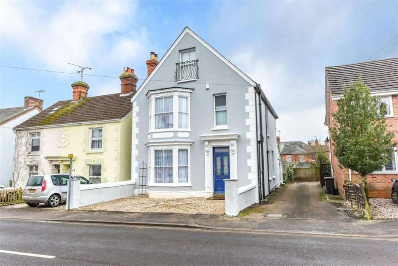 5 Bedrooms Detached House for sale in Ackender Road, Alton, Hampshire