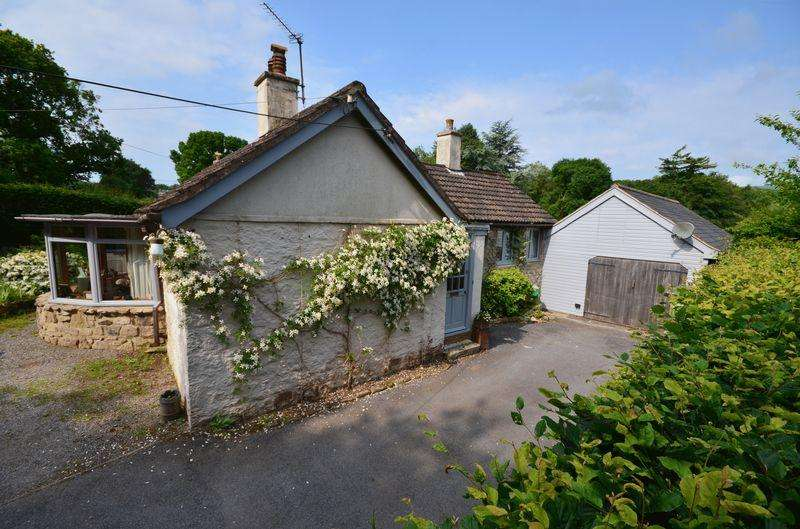 3 Bedrooms Detached Bungalow for sale in Shilstone Lane, Throwleigh