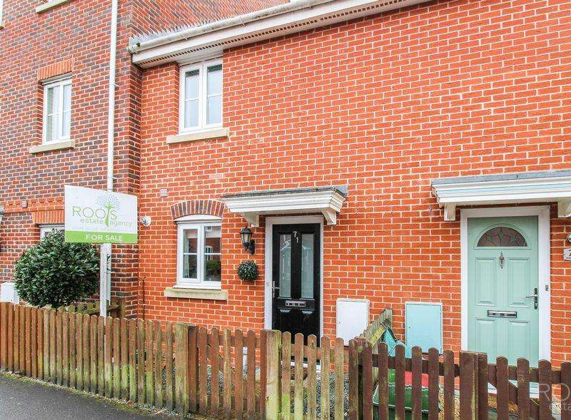 3 Bedrooms Terraced House for sale in Urquhart Road, Thatcham