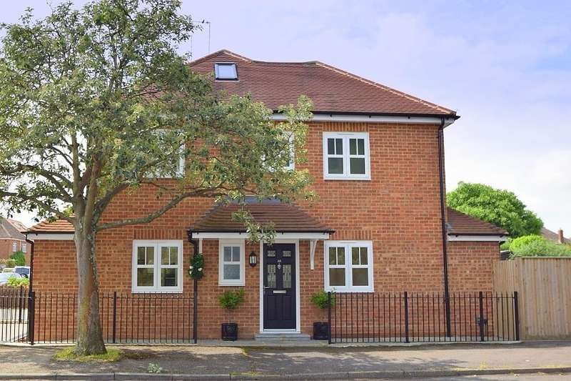 2 Bedrooms End Of Terrace House for sale in Princes Close, Eton Wick, SL4