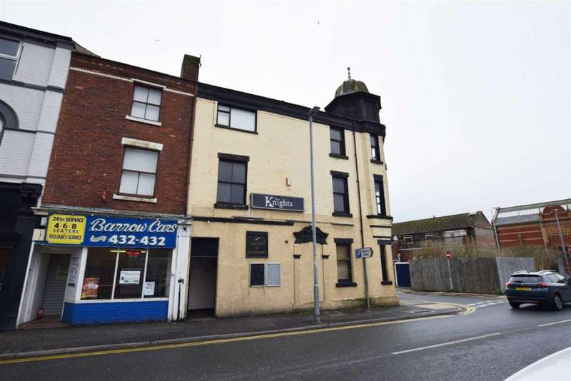 Commercial Property for sale in Dalkeith Street, Barrow-in-Furness