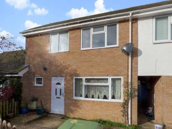 3 Bedrooms Semi Detached House for sale in Brookside Close, Dibdin Lane, Tewkesbury, Gloucestershire, GL20 8NU