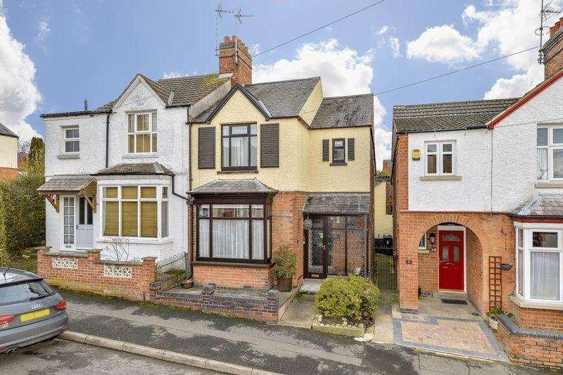 3 Bedrooms Semi Detached House for sale in Clarke Street, Market Harborough