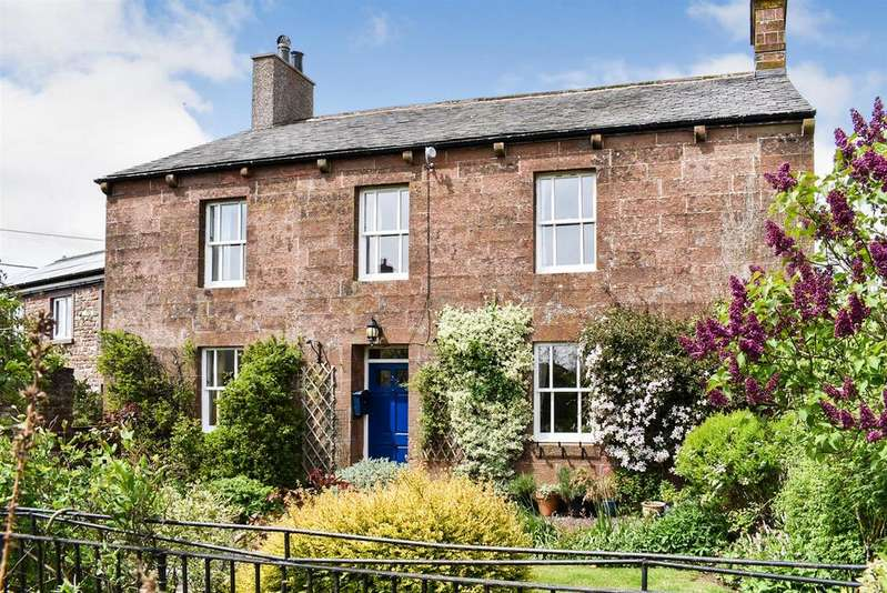 4 Bedrooms Detached House for sale in Milburn, Penrith