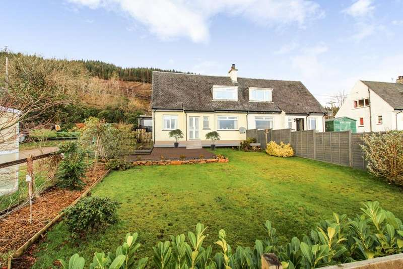 3 Bedrooms Semi Detached House for sale in 1 Coille Mhinnean, Furnace, PA32 8XY