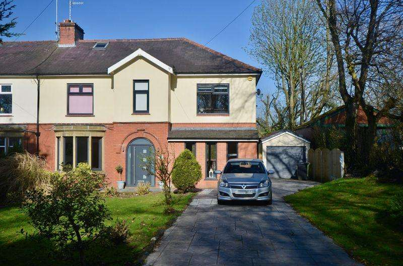 4 Bedrooms Semi Detached House for sale in Manchester Road, Baxenden