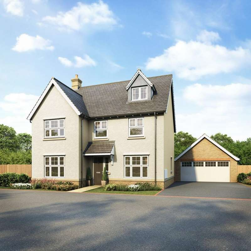 5 Bedrooms Detached House for sale in The Mulberries, Witham, CM8 1EJ