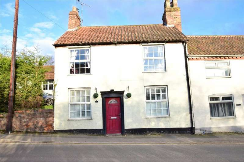 3 Bedrooms Terraced House for sale in Main Street, Rempstone, Leicestershire