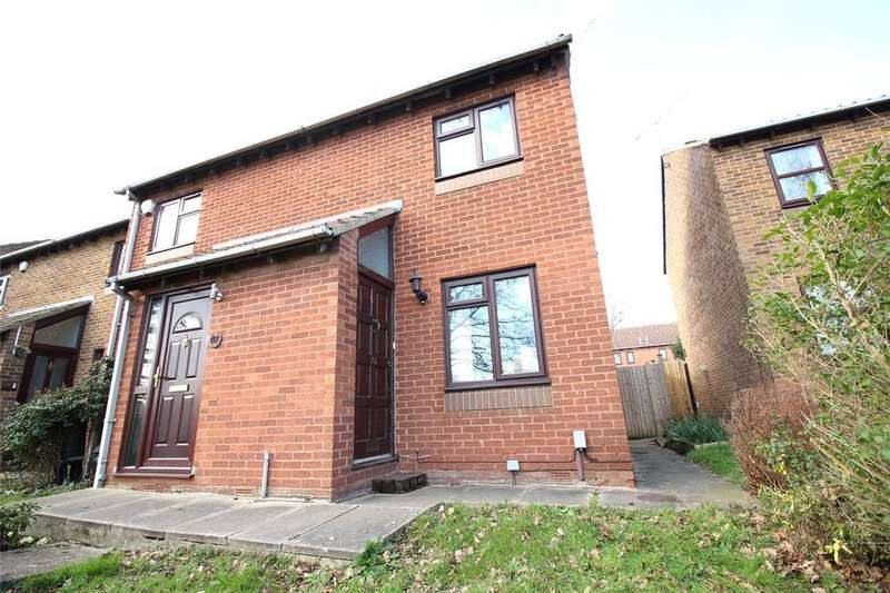2 Bedrooms End Of Terrace House for sale in Chilcombe Way, Lower Earley, Reading, Berkshire, RG6