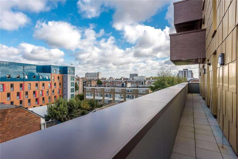 3 Bedrooms Apartment Flat for sale in The Residence Hoxton, London, N1