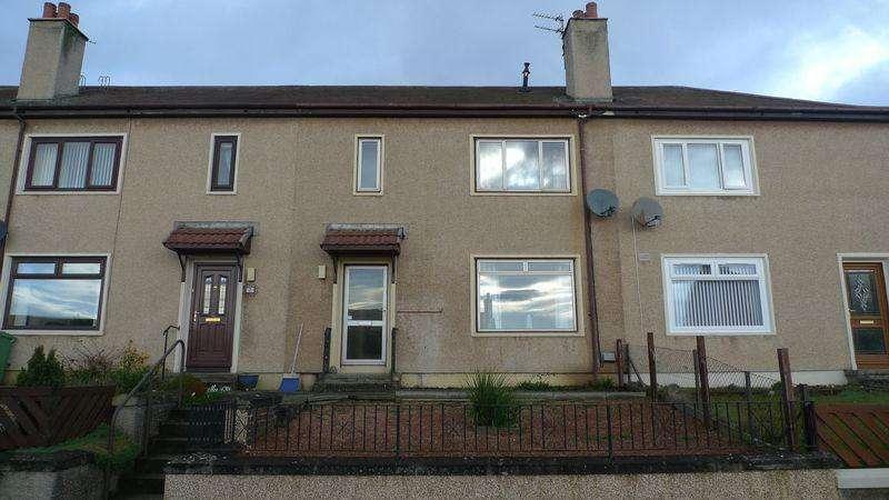 3 Bedrooms Terraced House for sale in Silverbarton Terrace, Burntisland