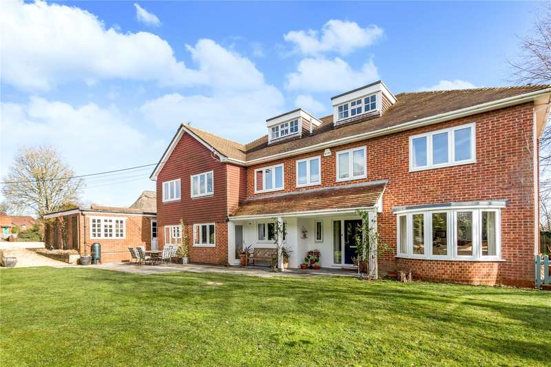 6 Bedrooms Detached House for sale in Station Hill, Itchen Abbas, Winchester, Hampshire, SO21