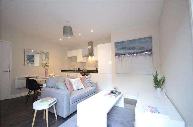 Studio Flat for sale in Riseley Place, Basingstoke Road, Reading