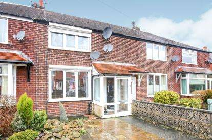 2 Bedrooms Terraced House for sale in High Hill Road, New Mills, High Peak, Derbyshire