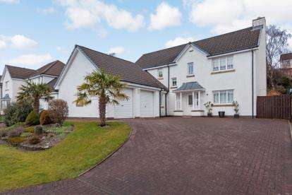 4 Bedrooms Detached House for sale in Leapmoor Drive, Wemyss Bay