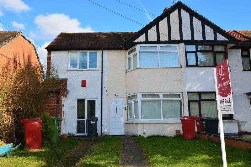 3 Bedrooms Terraced House for sale in Waterbeach Road, Slough
