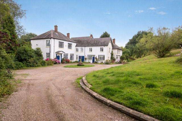 10 Bedrooms Country House Character Property for sale in Watling Street, Weeford