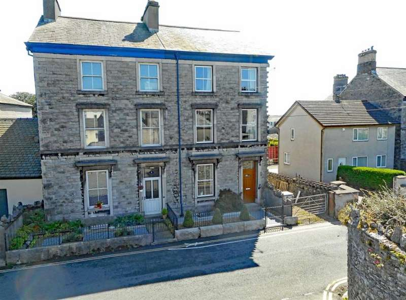 4 Bedrooms Semi Detached House for sale in Church Walk, Ulverston