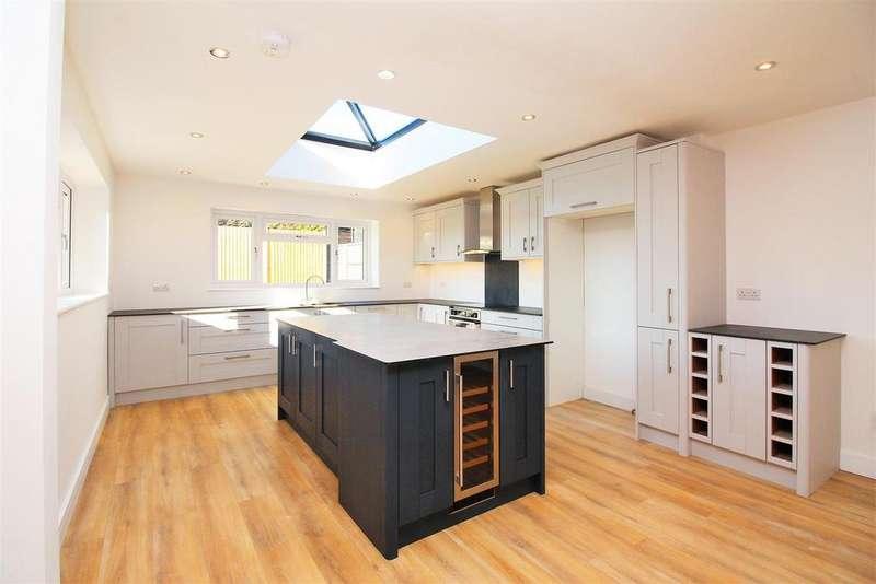4 Bedrooms Detached House for sale in Maude Road, Hextable, Swanley