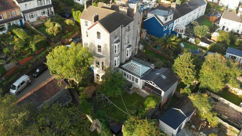 7 Bedrooms Semi Detached House for sale in Mount View, 53 Overland Road, Mumbles, Swansea, SA3 4EU