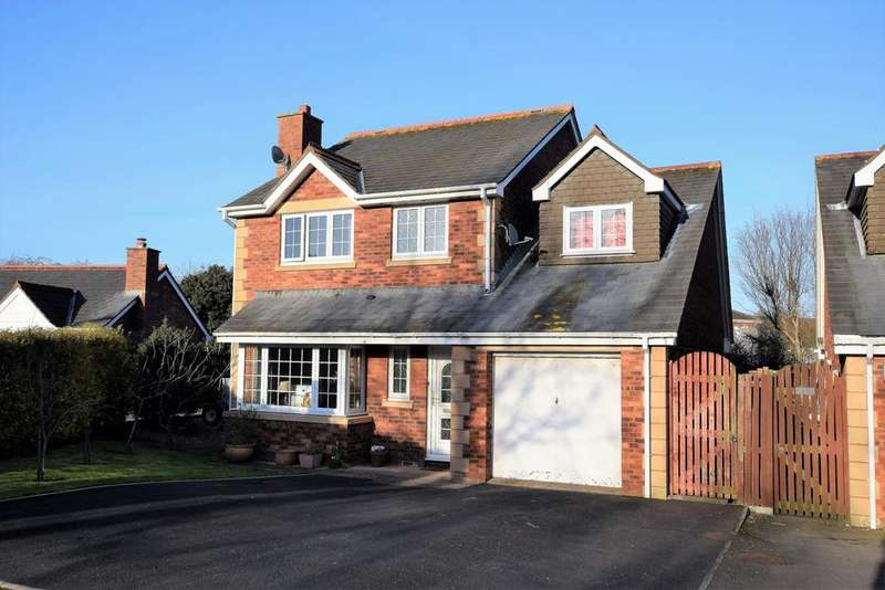 4 Bedrooms House for sale in Vestry Drive, Alphington, EX2