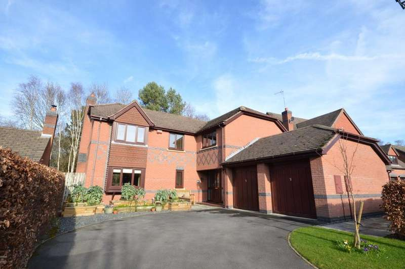 5 Bedrooms Detached House for sale in Littlecote Gardens, Appleton, Warrington