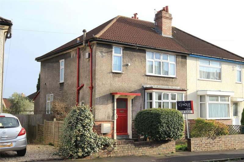 3 Bedrooms Semi Detached House for sale in Rosling Road, Horfield, Bristol, BS7