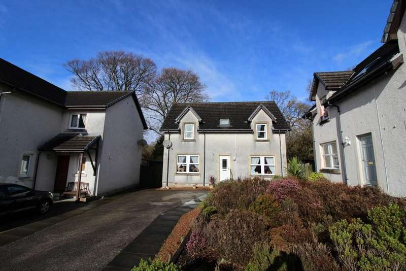 5 Bedrooms Detached Villa House for sale in 3 Mount Pleasant, Lochgilphead, PA31 8RA