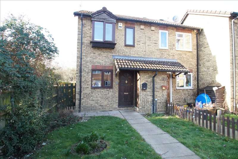 2 Bedrooms End Of Terrace House for sale in Jellicoe Close, Windsor Meadows, Cippenham