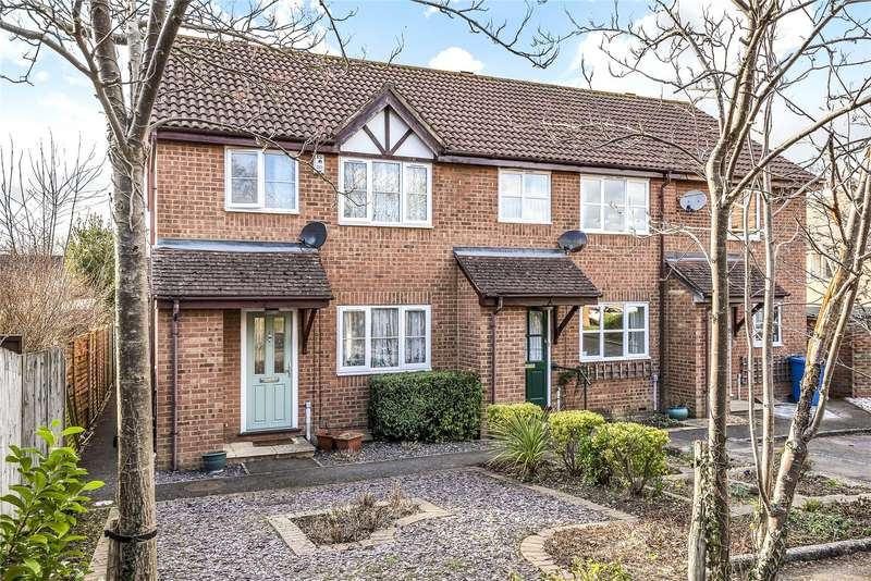 3 Bedrooms End Of Terrace House for sale in Lincolnshire Gardens, Warfield, Berkshire, RG42