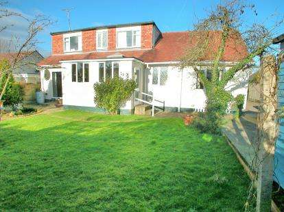 4 Bedrooms Bungalow for sale in Cliffe Road, Little Neston, Cheshire, CH64
