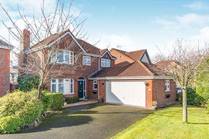 4 Bedrooms Detached House for sale in Telford Close, Widnes, Cheshire, Tbc, WA8