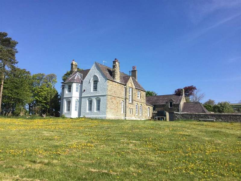 4 Bedrooms Smallholding Commercial for sale in Llanarth, Nr New Quay