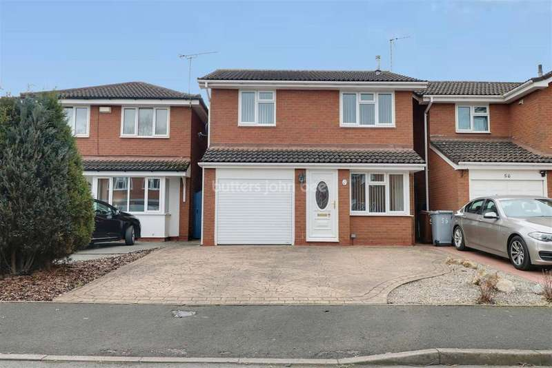 3 Bedrooms Detached House for sale in Farmleigh Drive , Leighton