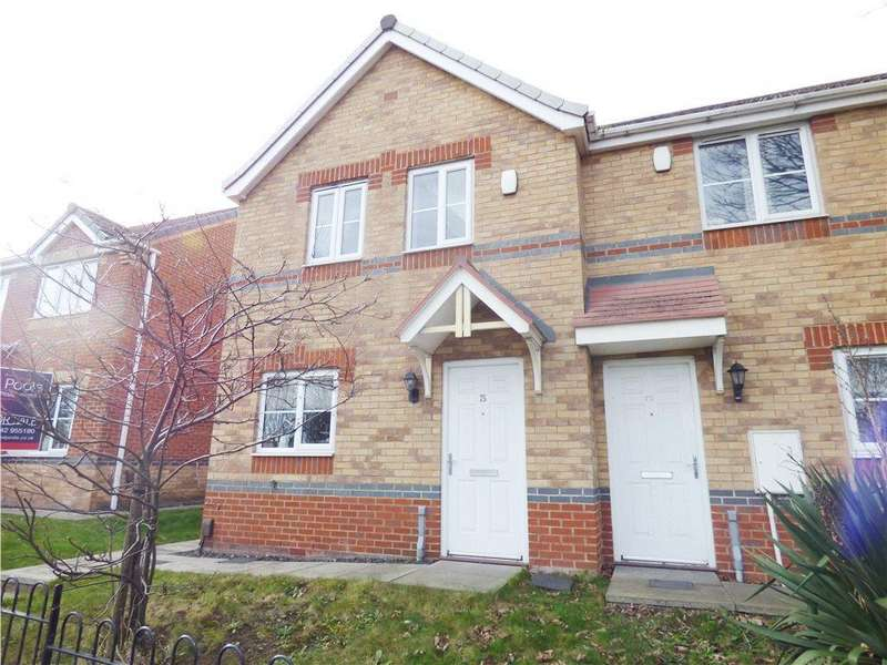 3 Bedrooms End Of Terrace House for sale in Birchington Avenue, Grangetown, Middlesbrough, TS6