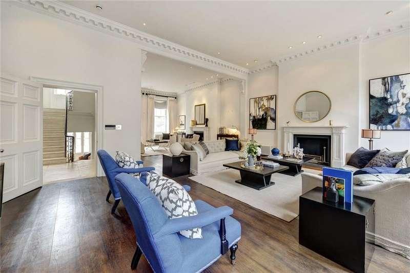 5 Bedrooms Terraced House for sale in Upper Wimpole Street, Marylebone, London, W1G