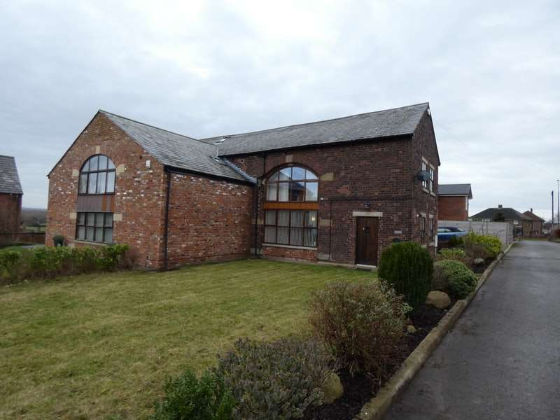 3 Bedrooms Barn Conversion Character Property for sale in Lily Farm Croft, Wigan, Greater Manchester, WN4