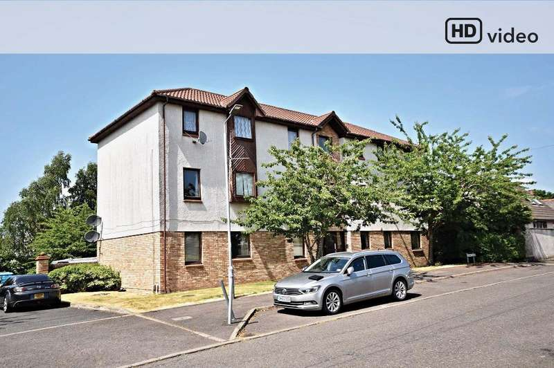 2 Bedrooms Flat for sale in Sloan Place, Irvine, North Ayrshire, KA12 0HT