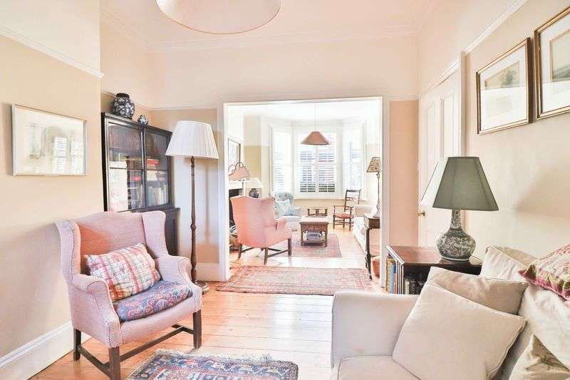 5 Bedrooms Property for sale in Cleveland Gardens, London