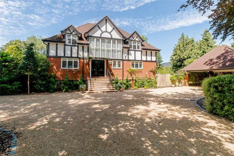 4 Bedrooms Detached House for sale in Fishery Road, Bray, Berkshire, SL6