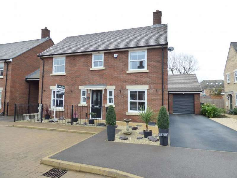 4 Bedrooms Detached House for sale in Wixams, Beds, MK42 6DL