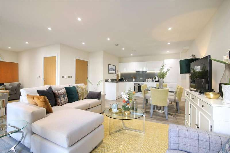 2 Bedrooms Apartment Flat for sale in The Grange, Bermondsey, London, SE1