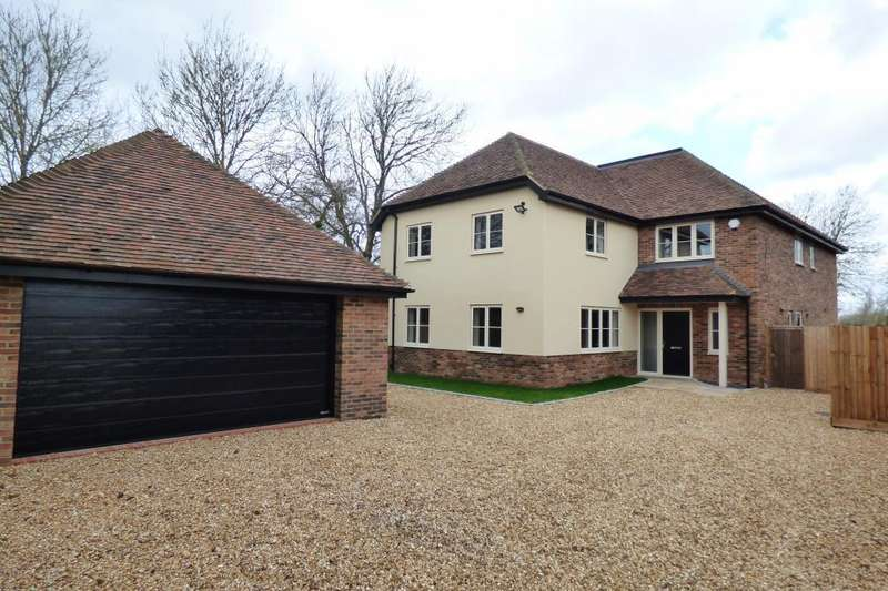 5 Bedrooms Detached House for sale in Plot 3 The Sycamores, Colmworth, Beds, MK44 2LY
