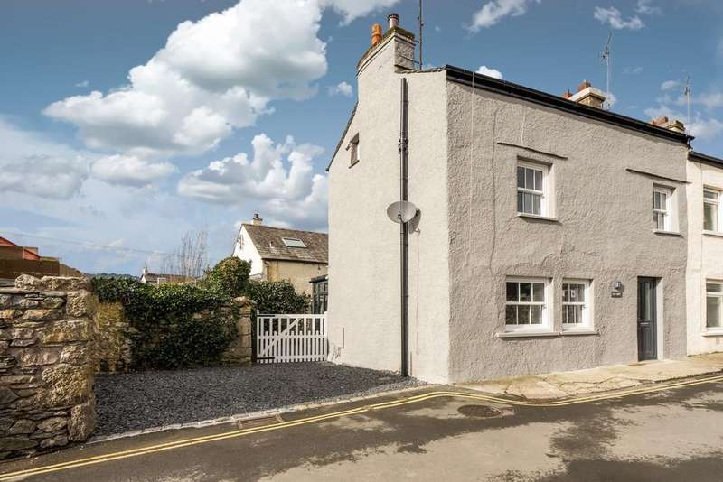 3 Bedrooms End Of Terrace House for sale in Low Mill, Barn Garth, Cartmel, Grange over Sands, Cumbria, LA11 6PP