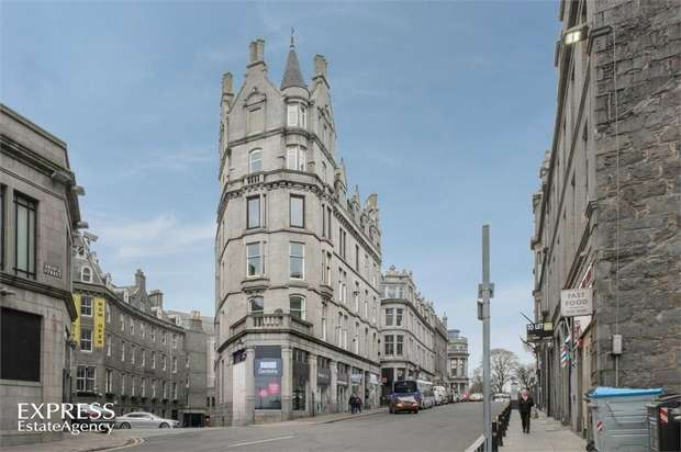 1 Bedroom Flat for sale in Bridge Street, Aberdeen