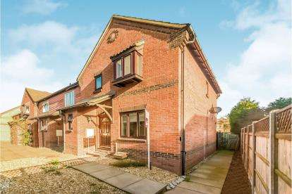 3 Bedrooms End Of Terrace House for sale in Torre Abbey, Bedford, Bedfordshire