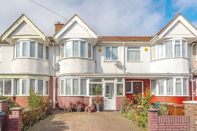 4 Bedrooms Terraced House for sale in Torbay Road, Harrow, HA2