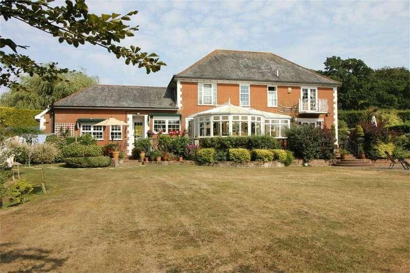 5 Bedrooms Detached House for sale in Telham Lane, BATTLE, East Sussex