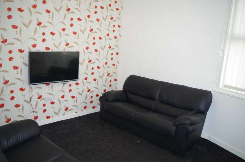 5 Bedrooms Terraced House for sale in Halsbury Road, Liverpool